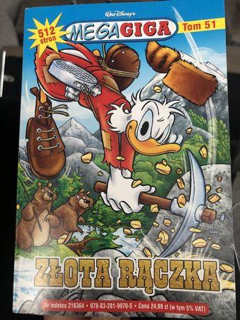Komiks Mega Giga Tom 51