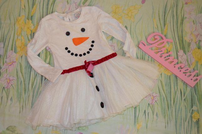 Новогоднее платье некст 2 года