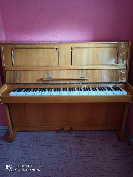 Фортепиано , белое дерево
