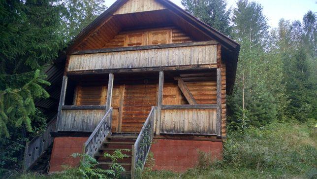 Дачний будинок у селі Микуличин (Буковель за 15 км)!