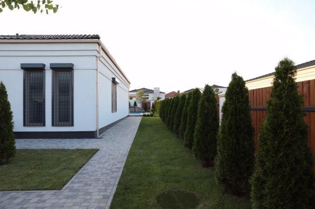 Уникальный дом с ремонтом в Новоалександровке на закрытой территории