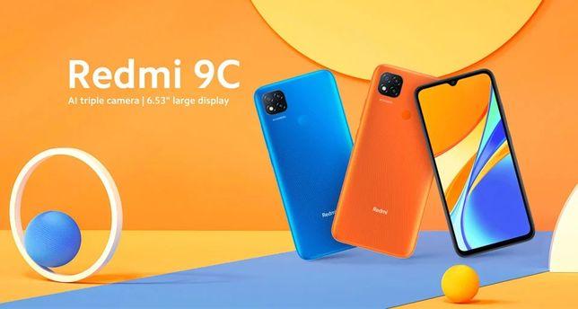Xiaomi Redmi 9C 3/64 = 10300 ₽