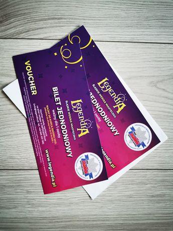 Legendia 2 bilety, Śląskie wesołe miasteczko