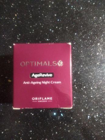 Optimals AgeRevive Anti-Ageing krem na noc