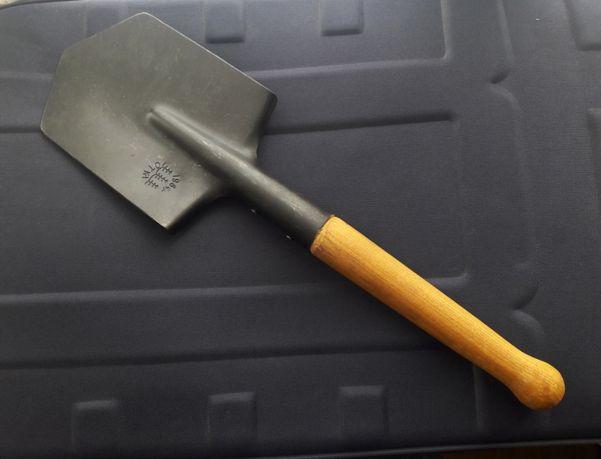 Малая пехотная лопата. Саперная лопатка. Военная МПЛ МСЛ 50