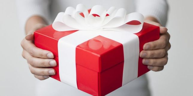 Доставка подарков от вашего имени
