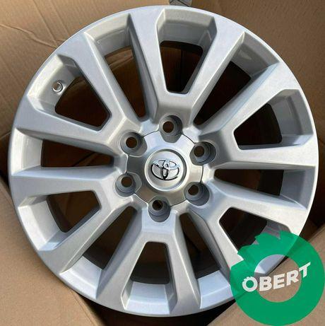 Новые диски 6*139,7 R18 на Toyota Land Cruiser Prado 150 Hilux Lexus