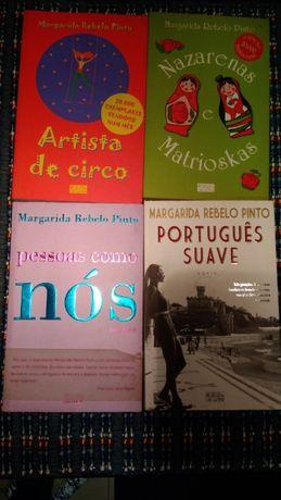Margarida Rebelo Pinto - pessoas como nos - português suave
