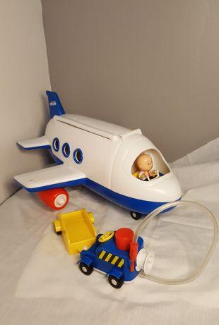 Brinquedo Avião do ruca