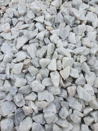 Włoski marmur - Bianco di Carrara 16-32mm