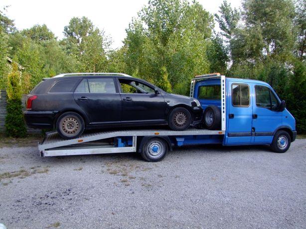 Renault Master Autolaweta 2.8 dTi Doka 7 osobowy ZAMIANA