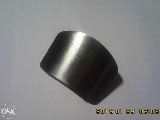Protecção Salva Dedos em Aço Inox para Cozinha