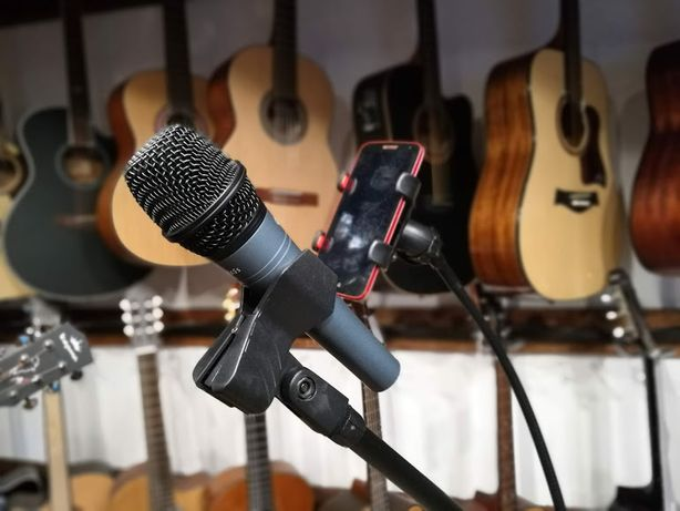 Statyw do mikrofonu i telefonu Kaline MS101 statyw mikrofonowy MS-101