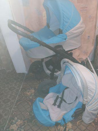 Продам коляску для мальчика