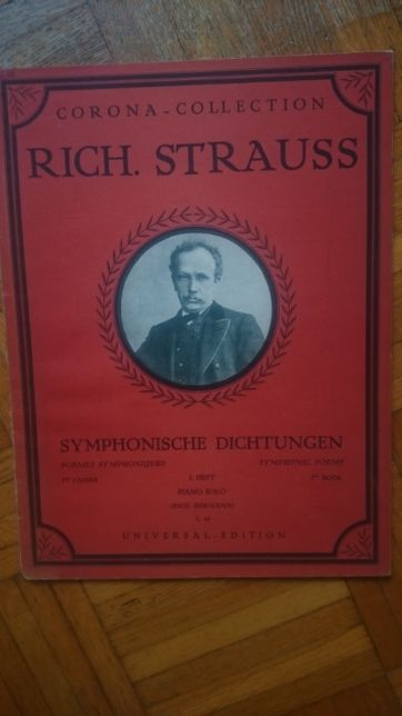 Strauss - Symphonische Dichtungen - Corona- Collection