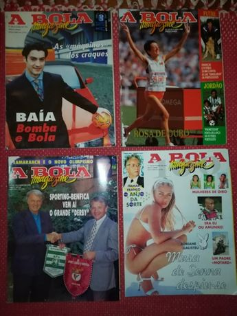 A Bola Magazine