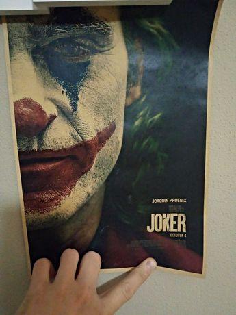 Joker Poster (Novo) (portes incluídos)