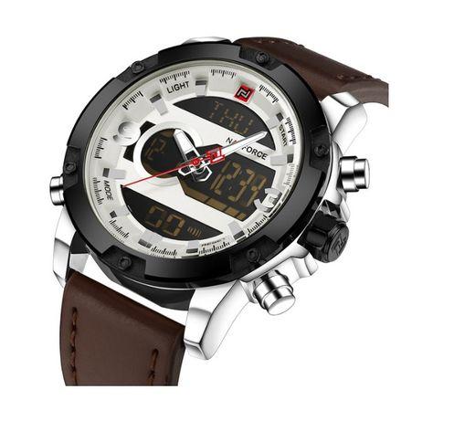 Zegarek Militarny Naviforce NF9097. NOWY. GWARANCJA+Pudełko