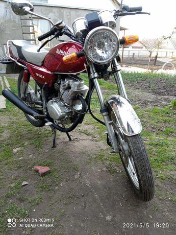 Продам Мотоцикл Альфа Мото