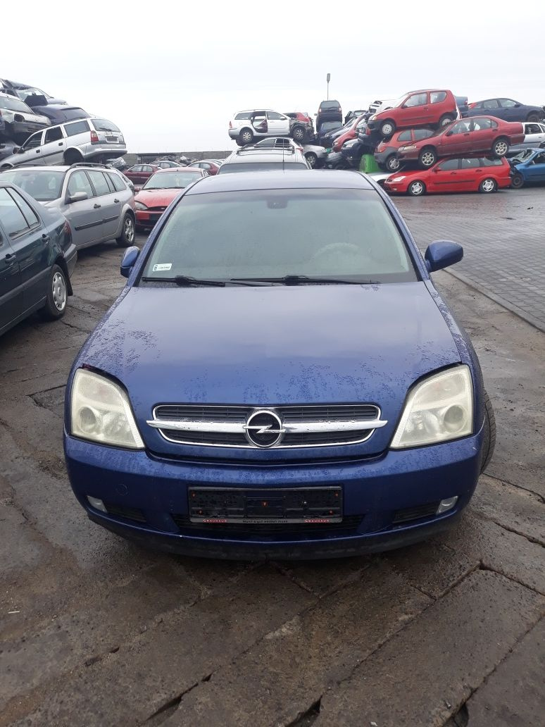 Opel vectra c 2.0dti cała na części