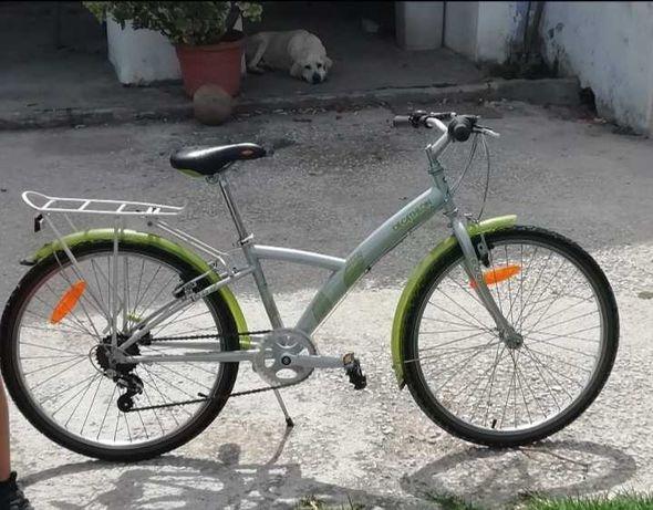Bicicleta marca Decatlon roda 24 unisexo