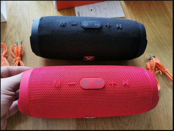 Głośnik Bluetooth Mobilny Odtwarzacz USB MP3 AUX odporny na zachlapani
