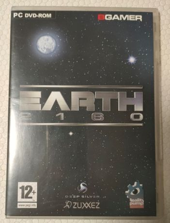 Earth 2160 Jogo PC DVD