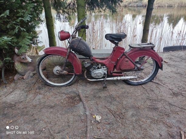 Simson zabytkowy motorower 1957