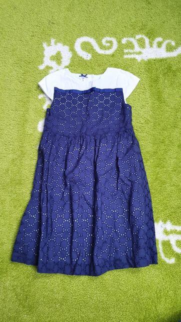 Sukienka dziewczęca 5.10.15 rozmiar 122