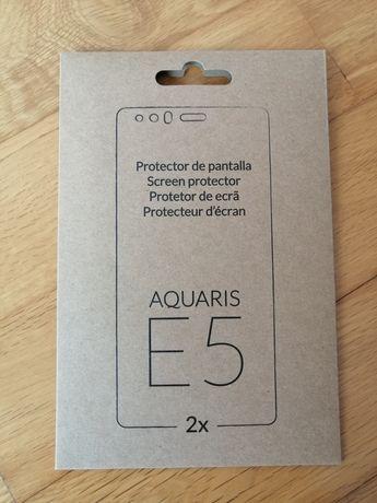 Protetor de ecrã aquaris E5