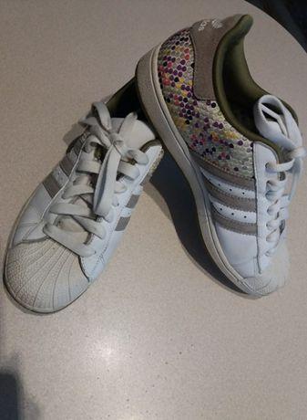 Adidas Superstar roz. 40 i 2/3 26,5cm