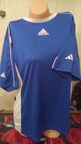 Футболки Adidas футбольные размер L-XL