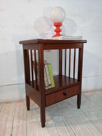 Mesa cabeceira / apoio Vintage