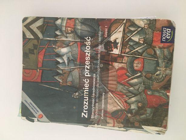 Zrozumieć przeszłość podręcznik do historii dla liceum i technikum
