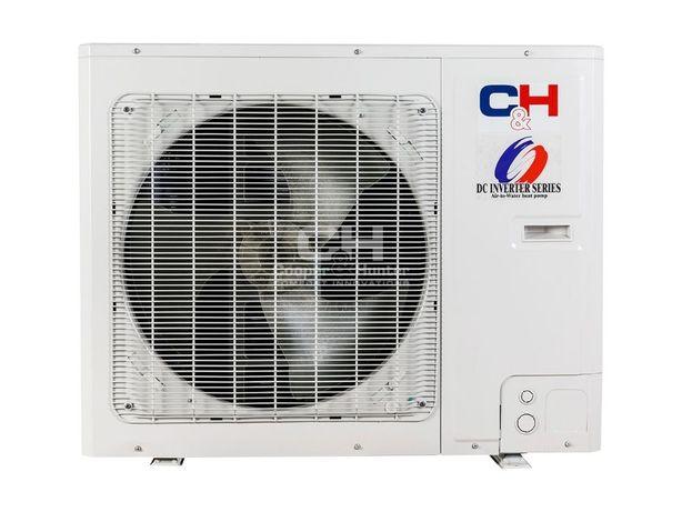Pompa Ciepła Przerobiona z klimatyzacji 10 kW