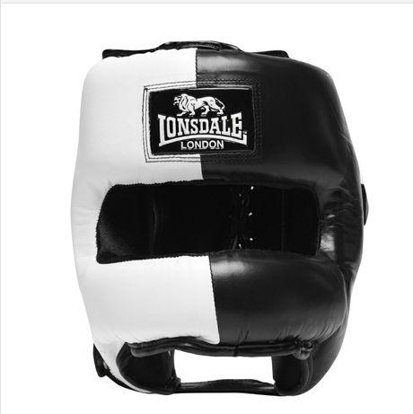 Боксерский шлем с бампером