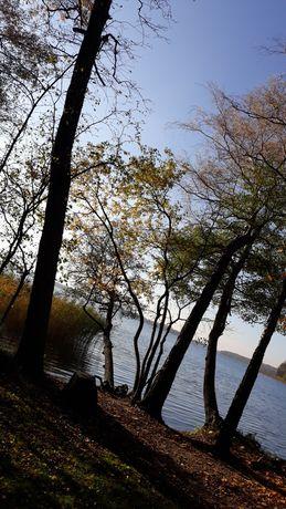 Działki nad jeziorem Leleskim