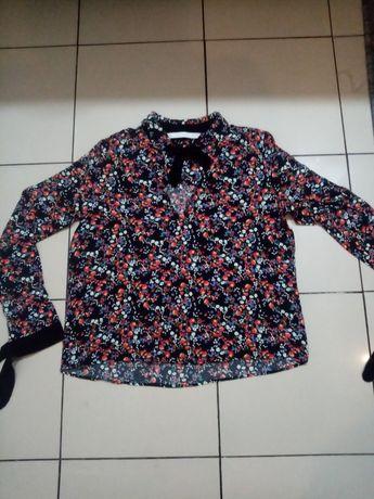 Bluzka Zara roz S