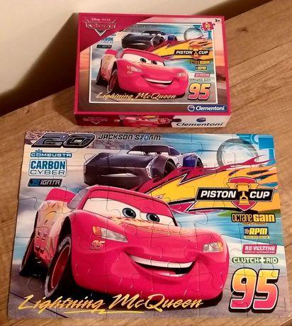 Puzzle 3+, Cars/Auta, 30 el.