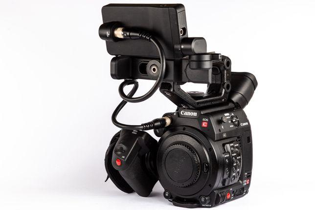Видеокамера/кинокамера Canon EOS C200