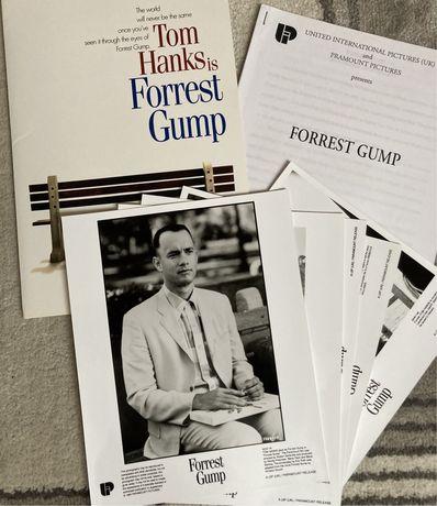 Forrest Gump - pakiet - zdjęcia promo - kadry filmowe