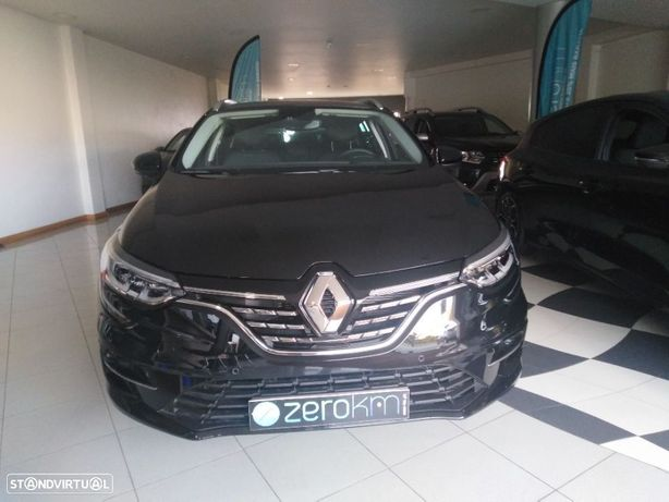 Renault Mégane Sport Tourer 1.3 TCe Intens