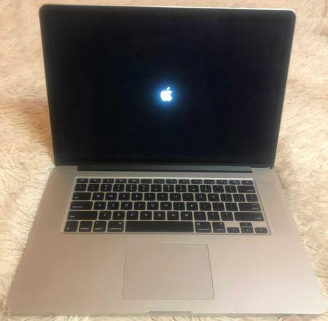 Apple Macbook Pro 15'' Mid 2014/Core i7 2.2GHz/Ram 16GB/SSD 250GB