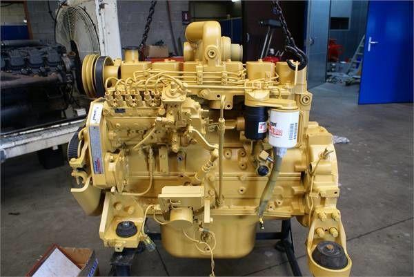 Авто разборка Komatsu Двигатель и КПП