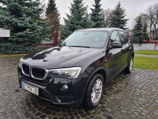 BMW X3 Europe 2015