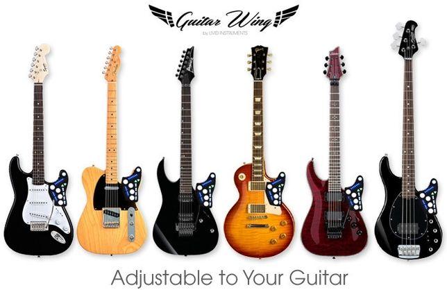 Гитарный процессор эффектов LIVID Guitar Wing