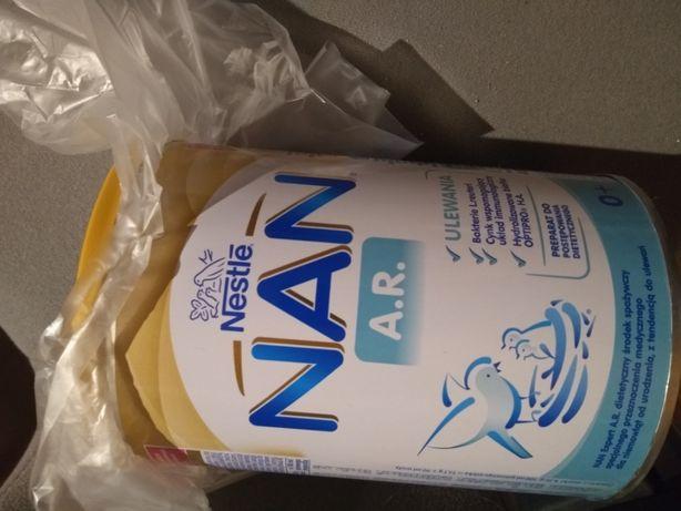 Mleko NAN A.R. 0+