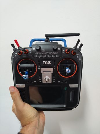 Capas em borracha em impressão 3D TPU Tx RadioMaster FPV Drone