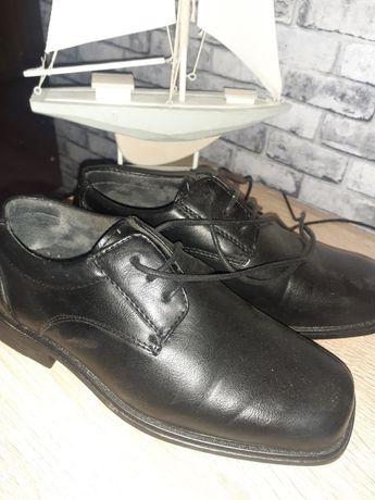 Buty chłopięce wizytowe np. Na komunie