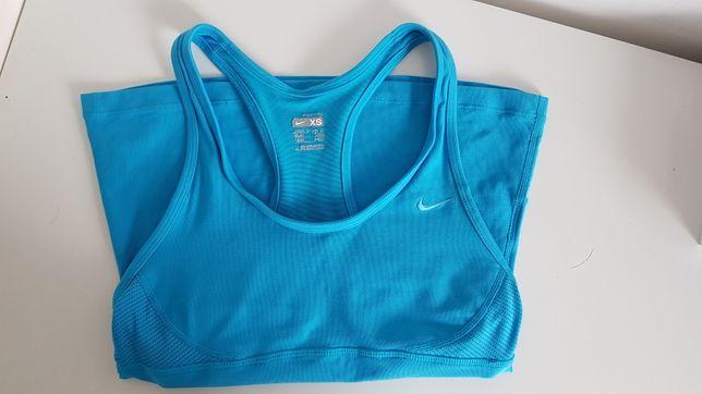 Nike bluzka XS sportowa finess silownia aerobik